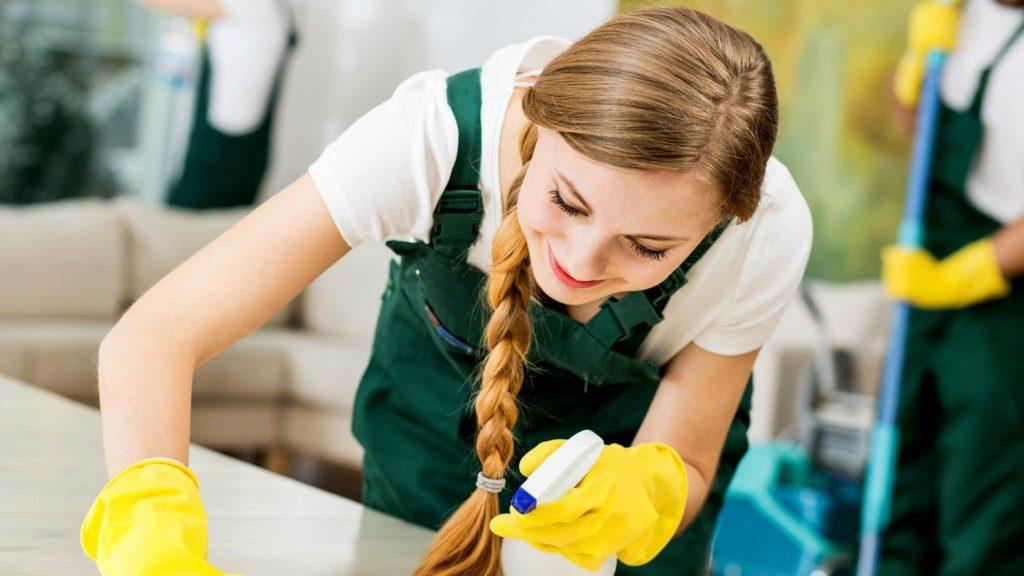 Empresa de limpiezas en general Valencia - Servicios de calidad