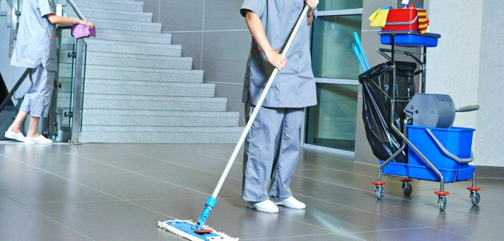 Empresas de limpieza de comunidades Valencia - Servicios de calidad