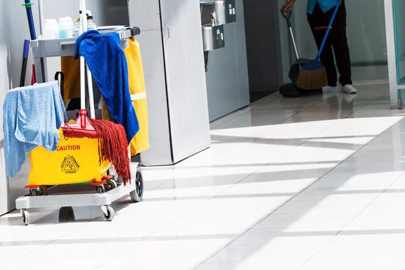Servicio de limpieza oficinas Valencia - Servicios de calidad