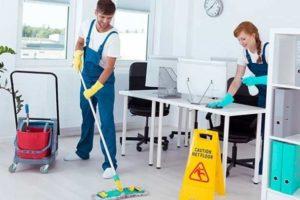 Empresa de limpieza oficinas Valencia